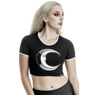 Women's t-shirt (top) KILLSTAR - Stella - BLACK, KILLSTAR