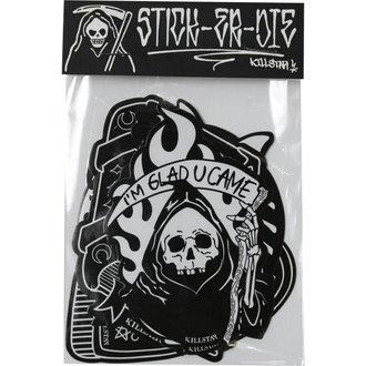 Stickers (set) KILLSTAR - Stick It!, KILLSTAR