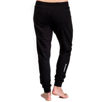 women's pants (training suit) HORSEFEATHERS - KASSIUS - BLACK, HORSEFEATHERS