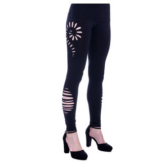 Women's Leggings Innocent - SAMILA - BLACK