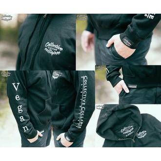 hoodie men's - Seitanist - COLLECTIVE COLLAPSE