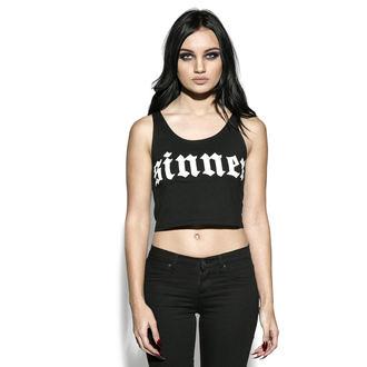 Top Women's BLACK CRAFT - Sinner, BLACK CRAFT