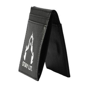 Wallet BLACK CRAFT - Stay Lit, BLACK CRAFT