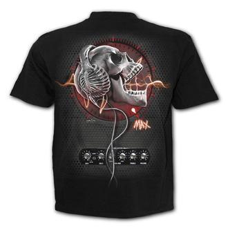 t-shirt men's - NEVER TOO LOUD - SPIRAL, SPIRAL