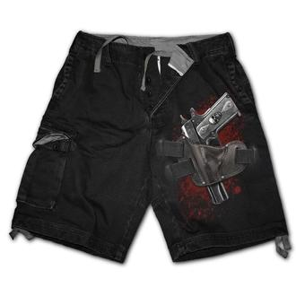 Men's shorts  SPIRAL - HOLSTER - T166M701J