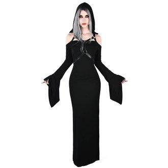 Women's dress KILLSTAR - TABITHA TOMB - BLACK, KILLSTAR