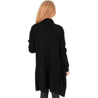 women's sweater (cardigan) URBAN CLASSICS - Knitted Long Cape, URBAN CLASSICS