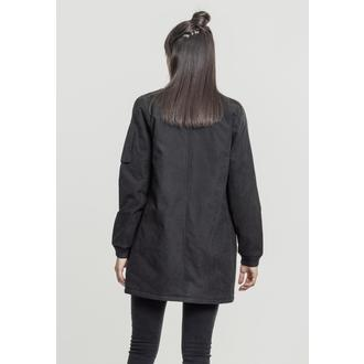 spring/fall jacket women's - Peached Long - URBAN CLASSICS, URBAN CLASSICS