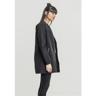 spring/fall jacket women's - Peached Long - URBAN CLASSICS