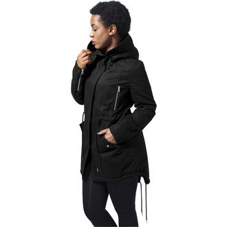 winter jacket women's - Sherpa Lined Cotton Parka - URBAN CLASSICS, URBAN CLASSICS
