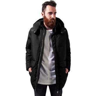 winter jacket - Heavy Long Bubble - URBAN CLASSICS, URBAN CLASSICS