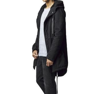 winter jacket - Sherpa Lined Biker Parka - URBAN CLASSICS, URBAN CLASSICS