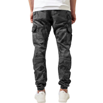 men's trousers URBAN CLASSICS - Camo Cargo Jogging, URBAN CLASSICS