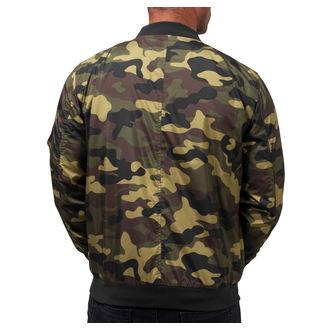 spring/fall jacket - Light Camo - URBAN CLASSICS, URBAN CLASSICS