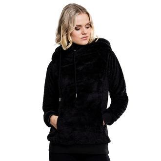 08a0356de5 hoodie women s - sweat Cardigan - URBAN CLASSICS - TB1330-black ...