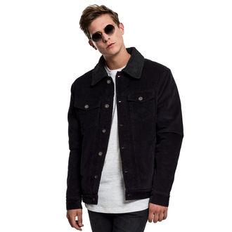 winter jacket - Sherpa Corduroy - URBAN CLASSICS