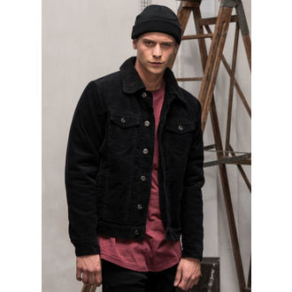 winter jacket - Sherpa Corduroy - URBAN CLASSICS, URBAN CLASSICS