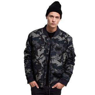 spring/fall jacket - Vintage camo - URBAN CLASSICS