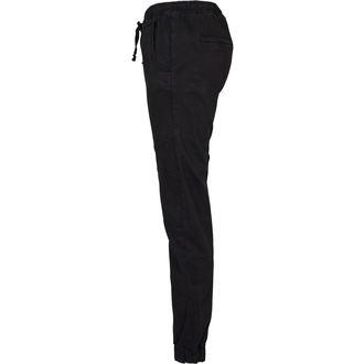 Women's pants URBAN CLASSICS - Biker Jogging - black - TB1997