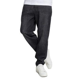Men's jeans URBAN CLASSICS - Denim Baggy - TB2204_black wash