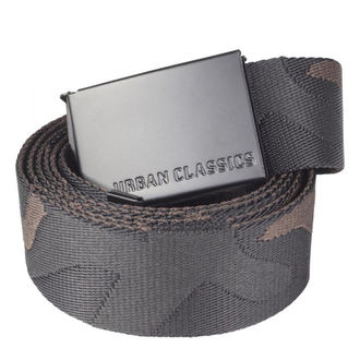 Belt URBAN CLASSICS - UC Jaquard Camo, URBAN CLASSICS