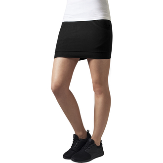 women's skirt URBAN CLASSICS - French terry, URBAN CLASSICS