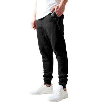Men's pants (sweatpants) URBAN CLASSICS - Leather Pocket - TB849_blk/blk