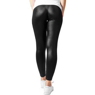 women´s trousers (leggings) URBAN CLASSICS - Leather lmitation, URBAN CLASSICS