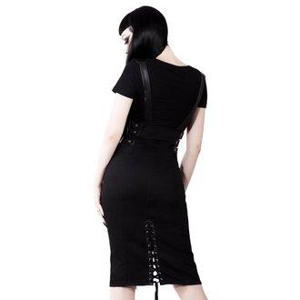 Women's skirt KILLSTAR - Tempest - BLACK, KILLSTAR