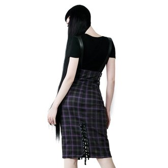 Women's skirt KILLSTAR - Tempest - TARTAN, KILLSTAR