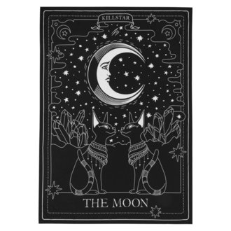 Flag KILLSTAR - The Moon - BLACK, KILLSTAR