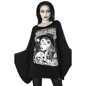 Women's long sleeve t-shirt (tunic) KILLSTAR - The Witch Kimono - KSRA000815
