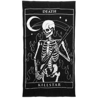 Towel KILLSTAR - THIRTEEN - BLACK, KILLSTAR