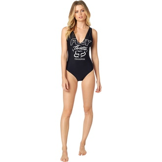 Swimsuits women FOX - Throttle - Black - 21089-001