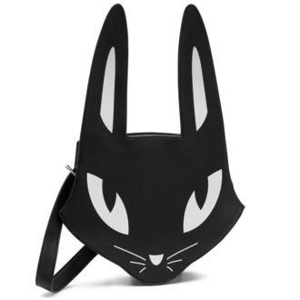 Purse (handbag) KILLSTAR - Thumper - Black, KILLSTAR