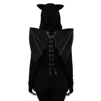 hoodie women's - Tokyo Nights I'm A Bat - KILLSTAR