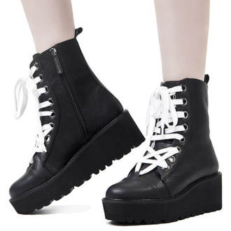 wedge boots women's - KILLSTAR - KSRA000860