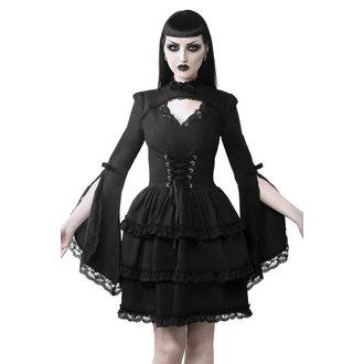 Dress Women's KILLSTAR - TOMIKO LOLITA - BLACK