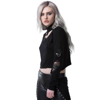 Sweater Women's KILLSTAR - TOURNIQUET - BLACK, KILLSTAR