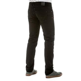 men's pants (jeans) NUGGET - Tremor - 1/7/38, D - Black, NUGGET