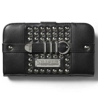 Wallet KILLSTAR - TRIX - BLACK, KILLSTAR