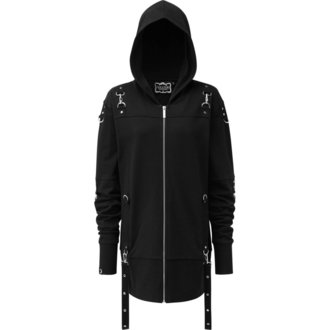 hoodie men's - TWISTED - KILLSTAR, KILLSTAR