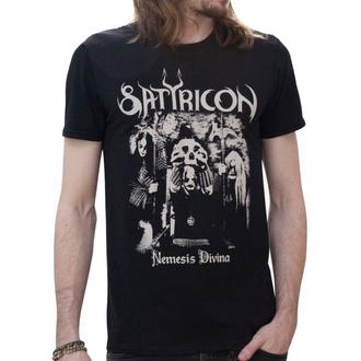 t-shirt metal men's Satyricon - Nemesis Reduced - NNM - 20181022-0021