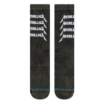 socks METALLICA - STACK - BLACK - STANCE - U556D19MES-BLK