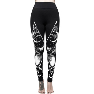 Women's trousers (leggings) KILLSTAR - Umbra - KSRA001325