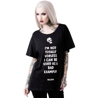 t-shirt women's - USELESS RELAXED - KILLSTAR, KILLSTAR