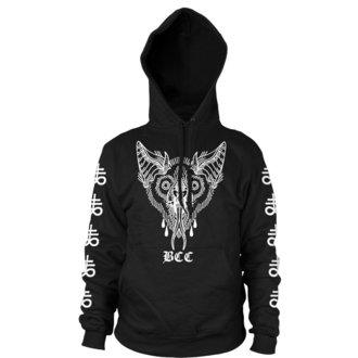 hoodie men's - Unholy Bat - BLACK CRAFT - HS044UB