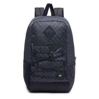 Backpack VANS - MN SNAG BACKPACK - Black / Charcoal, VANS