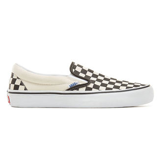 low sneakers unisex - MN Slip-On Pro (Checkerboard) - VANS, VANS