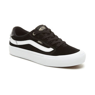 low sneakers men's - MN Style 112 Pro black/black/w - VANS, VANS